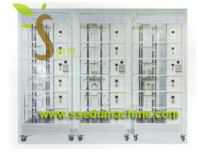 Group Control Elevator Demonstration Model Didactic Equipment Technical Teaching Equipment pictures & photos