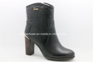 New Fashion Design High Heels Women Boots pictures & photos