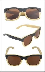 New Design Popular Fashion Design Wooden Sunglasses pictures & photos