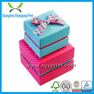 Custom Eco-Friendy Print Cosmetic Paper Box Wholesale pictures & photos