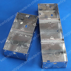Bs4662 Steel Wall Mounted Electrical Device Box pictures & photos