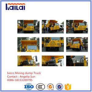 Iveco Mining Dump Truck Hongyan Kingkong 6X4 Mining Dump Truck pictures & photos