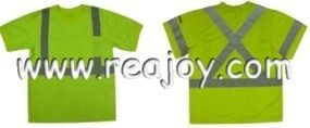 Short Sleeves Safety T-Shirts (E003)