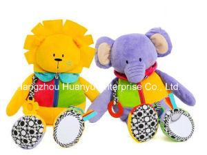 Factory Supply Child Plush Educational Toy pictures & photos