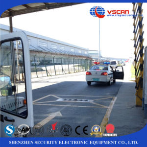 Uvss Under Vehicle Scanner Equipment for Hotel, Bank, Embassy pictures & photos