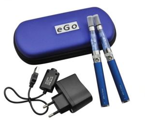 E-Cigarette Vapor EGO Leather Case