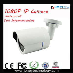 1080P Bullet IP Camera with Dual Stream Encoding and Poe Optional pictures & photos