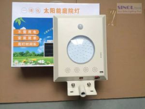 5W Integrated Solar LED Garden Light with USB and AC Charge pictures & photos