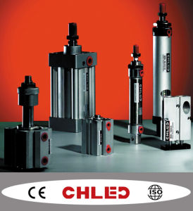 Air Cylinder ISO Cylinder (DNC, SC, MA, MAL, SDA, CQ2B, TN Series)
