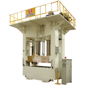 H Frame Hydraulic Molding Press (TT-LM630T/MY) pictures & photos