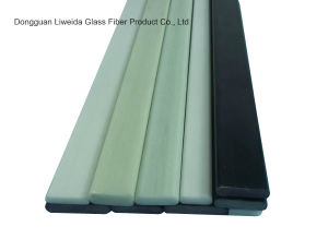 High Strength Fiberglass /FRP Pultruded Flat Bar, Strip, Sheet