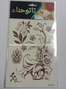 DIY Customized Temporary Tattoo Sticker pictures & photos