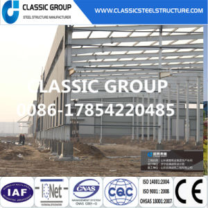 Prefabricated Metal Building Steel Frame Structure Warehouse pictures & photos