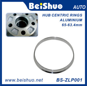 High Quality Aluminum Wheel Hub Centeric Rings pictures & photos