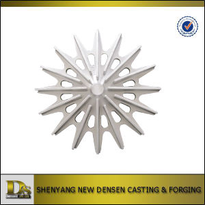 Stainless Steel Lost Wax Casting Impeller pictures & photos