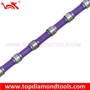 Diamond Wire for Marble Squaring and Slab Cutting pictures & photos