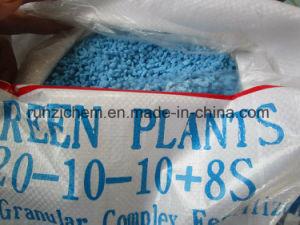 100% Water Soluble NPK Compound Fertilizer 20-10-10+8s pictures & photos
