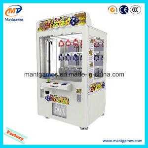 Key Master Crane Machine / Claw Arcade Game Machine for Game Center pictures & photos