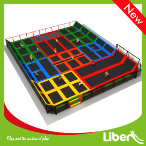 Best Priced Indoor Trampoline for Amusement Park pictures & photos
