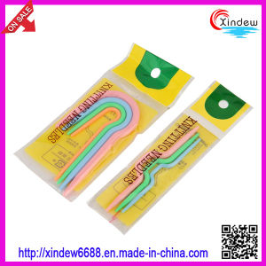 Plastic Cable Knitting Needles (XDKA-002) pictures & photos