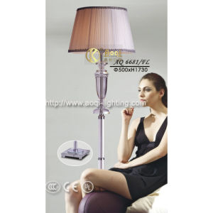 Modern Luxury Crystal Floor Lamp (AQ6681/FL) pictures & photos