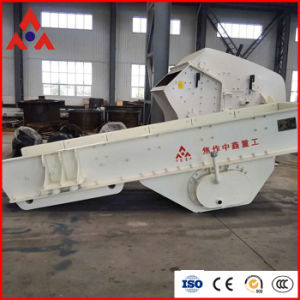 Zsw Continuous Vibrating Feeders for Stone Crusher Process pictures & photos