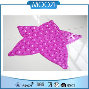 Funny Shaped Bath Mat for Baby, Kid′s Bathroom Mat Sets (D066)