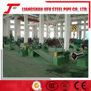 CNC Hydraulic Stainless Steel Coil Slitting Line pictures & photos