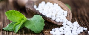 Stevia Extract Ra98% Stevia Tablets pictures & photos