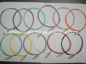 0.9mm 12 Colors Sm Fiber Optical Pigtail