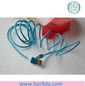 Fabric Braided USB Cable China Manufacturer