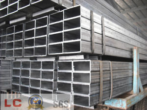 Q195 Q215 Q235 Steel Rectangular Hollow Section Square Structural Hollow Tube pictures & photos