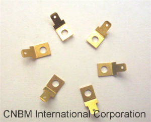 Supplier Stamping/Punching Partselectrical Terminals OEM ODM pictures & photos