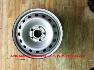 Steel Wheel Rim 16X6 for Van pictures & photos