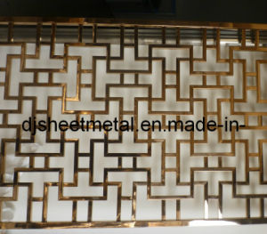 Decorative Perforated Sheet Metal Parts pictures & photos