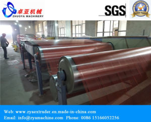 PP Plastic Flat Fabric/Wire/Ribbonfil/Tape Yarn Production Line for Woven Bag pictures & photos