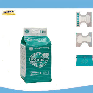 Comfrey Disposable Hospital Adult Diapers for Adult People pictures & photos