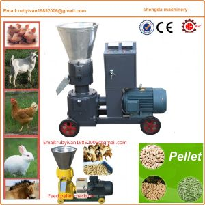 Small Output Fish Feed Pellet Farming Equipment/Dog Food Making Machine pictures & photos