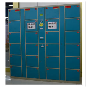 Store Steel Storage Electric Locker pictures & photos