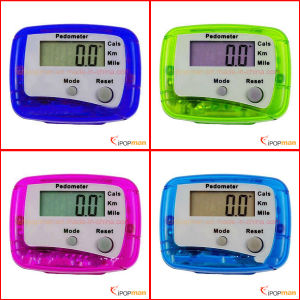 Precise Pedometer Manual/Bicycle Pedometer/Pedometer Walk and Run/Bracelet Pedometer pictures & photos