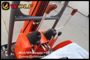 Small Digger China Mini Digger 800kg with Ce/ISO pictures & photos