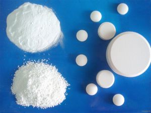 High quality of Trichloroisocyanuric Acid (TCCA) pictures & photos