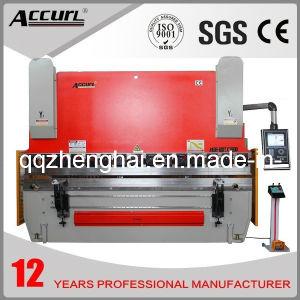 Accurl 2014 New Machinery Hydraulic CNC Brake MB8-40t/2200 Delem Da-66t (Y1+Y2+X+R axis) Press Brake pictures & photos
