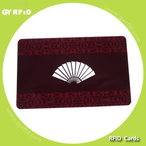 ISO Hitag 2 Proximity RFID Plastic Card (GYRFID) pictures & photos