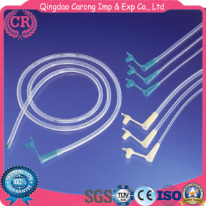 Disposable Sterile Silicone Stomach Tube 12fr-20fr pictures & photos