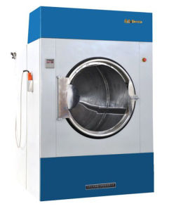 100kg Automatic Tilting Unloading Tumble Dryer