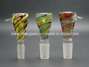 Wholesale High Quality Colored Glass Bowl with 14.5mm&18.8mm Joint pictures & photos