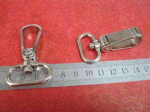 Factory Supply Metal Snap Hook for Bags