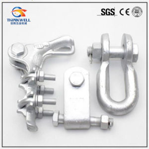 Forged Electric Power Fitting Composite Insulator End Fitting pictures & photos
