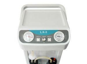 Mobile Electric Abortion Suction Unit Low-Vacuum Low Pressure Gynecology Aspirator (Amniotic Fluid) Suction Unit (SC-LX-3) pictures & photos